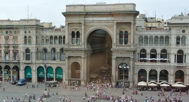 Galeria Vittorio Emanuelle II
