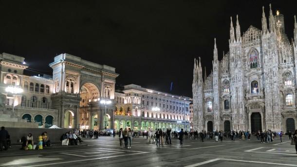 Milan en un dia