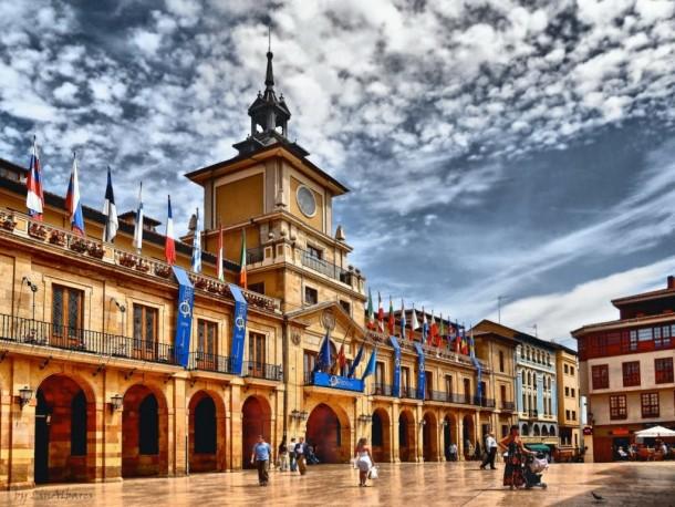Oviedo en 24 horas