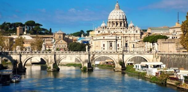 Roma en un día