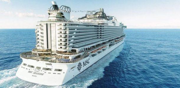 Crucero por el Mediterráneo con MSC: experiencia personal