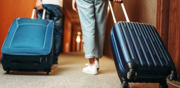 Guía de maletas según la duración del viaje